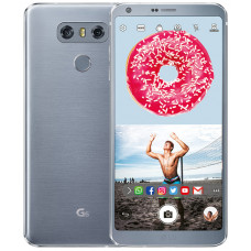 LG G6 H870 32GB Single SIM Ice Platinum
