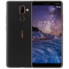 Nokia 7 Plus Single SIM Black/Copper