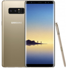 Samsung Galaxy Note 8 N950F 64GB Single SIM Maple Gold