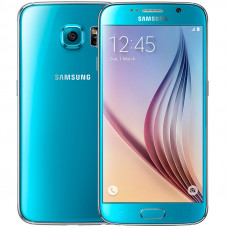Samsung Galaxy S6 G920F 32GB Blue Topaz