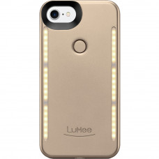 Lumee Duo Light pouzdro pro iPhone 7 / 8 Gold