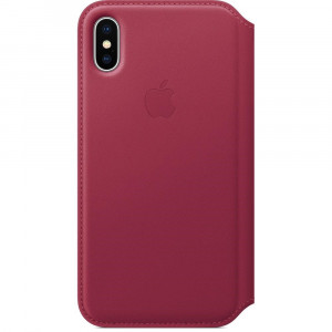 Apple Flip Cover Berry pro iPhone X/XS (EU Blister)