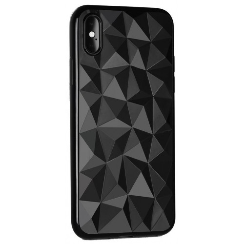 Pouzdro FORCELL PRISM pro Apple iPhone Xs Max černé