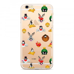 Silikónové pouzdro Looney Tunes Ultra pre Apple iPhone X / Xs