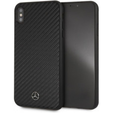 Mercedes original Case Black - Apple iPhone XS Max (D51)