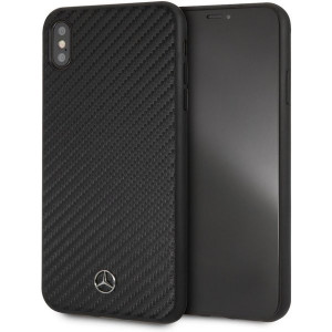 Mercedes original Case Black - Apple iPhone XS Max