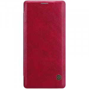 Nillkin Qin Book Pouzdro pro Samsung N960 Galaxy Note9 Red