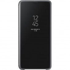 Samsung Clear View Cover Black pro G965 Galaxy S9+ (EU Blister)