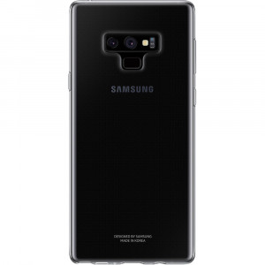 Samsung Clear Cover Transparent pro N960 Galaxy Note9 (EU Blister)