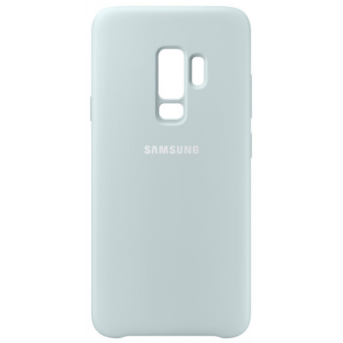 Samsung Silicone Cover Blue pro G965 Galaxy S9+ (EU Blister)