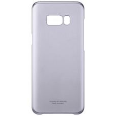 Samsung Clear Cover Violet pro G955 Galaxy S8+ (EU Blister)