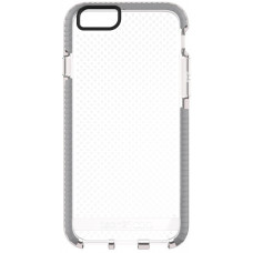 tech21 Evo Mesh pro Apple iPhone 6 / 6s Clear/Gray