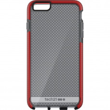 tech21 Evo Mesh pro Apple iPhone 6 / 6s Smokey/Red