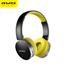 Wirelles Bluetooth Eearphones AWEI A500BL žlutá