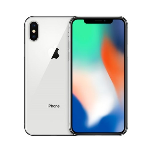 Apple iPhone X 256GB Silver - rozbaleno - záruka 2 roky