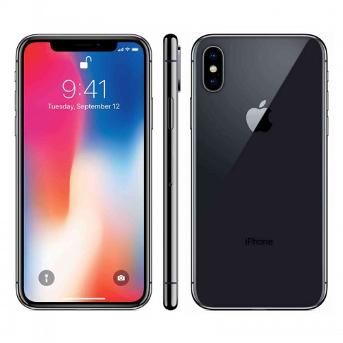 Apple iPhone X 256GB Space Gray - Akce