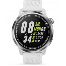 Coros Apex Premium MultiSport Watch 42mm White/Silver (Eco Box)