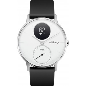 Withings Steel HR 36mm White