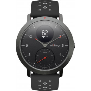 Withings Steel HR Sport 40mm Black
