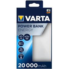 VARTA Power Bank Energy 20000mAh Silver