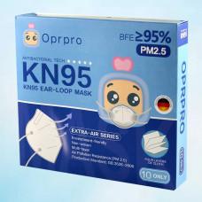 Respirátor Oprpro FFP2 / KN95 10ks balení
