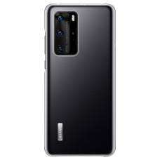 Huawei Original Ochranný Kryt pro Huawei P40 Pro Transparent (EU Blister)