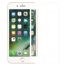 Nillkin Tvrzené Sklo 3D CP+ MAX White pro iPhone 7 / 8 / SE (2020)