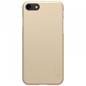 Nillkin Super Frosted Zadní Kryt pro iPhone 7 / 8 / SE (2020) Gold