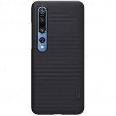 Nillkin Super Frosted Zadní Kryt pro Xiaomi Mi 10 / Mi 10 Pro Black