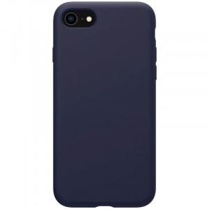 Nillkin Flex Pure Liquid Silikonové Pouzdro pro iPhone 7 / 8 / SE (2020) Blue