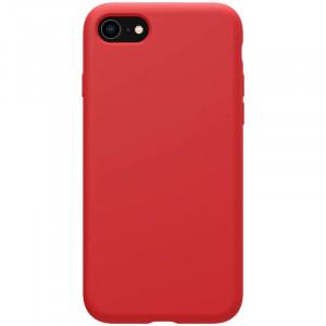 Nillkin Flex Pure Liquid Silikonové Pouzdro pro iPhone 7 / 8 / SE (2020) Red