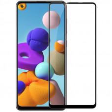 Nillkin Tvrzené Sklo 2.5D CP+ PRO Black pro Samsung Galaxy A21s