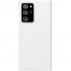 Nillkin Super Frosted Zadní Kryt pro Samsung Galaxy Note20 Ultra 5G White