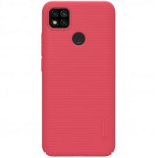 Nillkin Super Frosted Zadní Kryt pro Xiaomi Redmi 9C Bright Red