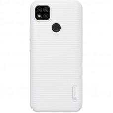 Nillkin Super Frosted Zadní Kryt pro Xiaomi Redmi 9C White