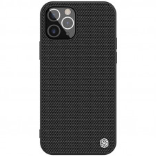 Nillkin Textured Hard Case pro iPhone 12 / iPhone 12 Pro Black