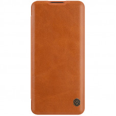 Nillkin Qin Book Pouzdro pro OnePlus 9 Pro Brown