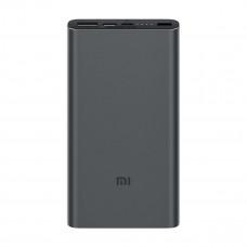 Xiaomi Mi PowerBank 3 Fast Charge 10000mAh Black (EU Blister)