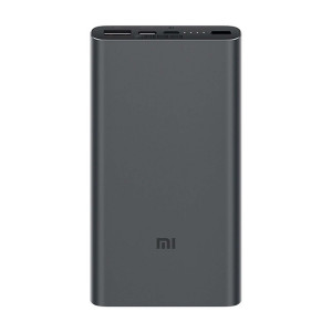 Xiaomi Mi PowerBank 3 Fast Charge 10000mAh Black (EU Blister)