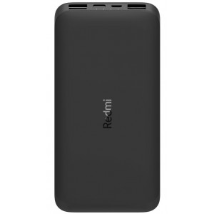 Xiaomi Redmi Powerbank Dual USB 10000mAh Black