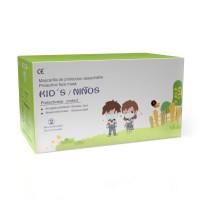 DongYuan detská rouška jednorázová třívrstvá 10 ks (dívčí)