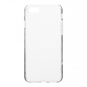 Tactical TPU Pouzdro Transparent pro Apple iPhone 7 / 8 / SE (2020)