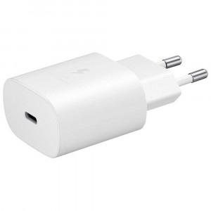 Samsung USB-C Cestovní Super Fast Charge nabíječka 25W EP-TA800EWE White (Bulk)
