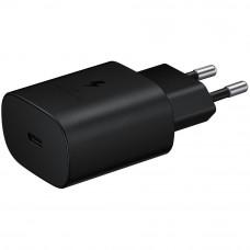 Samsung USB-C Cestovní Super Fast Charge nabíječka 25W EP-TA800EBE Black (Bulk)