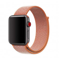 Tactical 543 Látkový Řemínek pro Apple Watch 42-44mm Orange