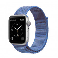 Tactical 539 Látkový Řemínek pro Apple Watch 42-44mm Blue