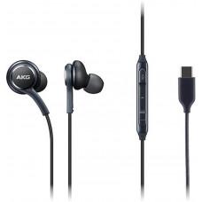 Samsung AKG Stereo HF Type C Black (Bulk)