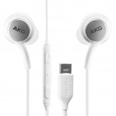 Samsung AKG Stereo HF Type C White (Bulk)