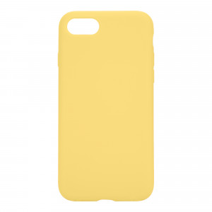 Tactical Velvet Smoothie Pouzdro pro Apple iPhone 7 / 8 / SE (2020) Yellow