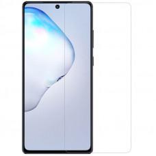 Mocolo 3D UV Tvrzené Sklo Transparent pro Galaxy Note20